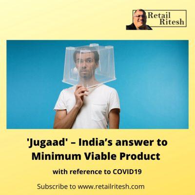'Jugaad' – India's answer to Minimum Viable Product