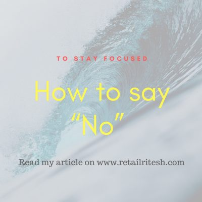 Optimized-how to say NO