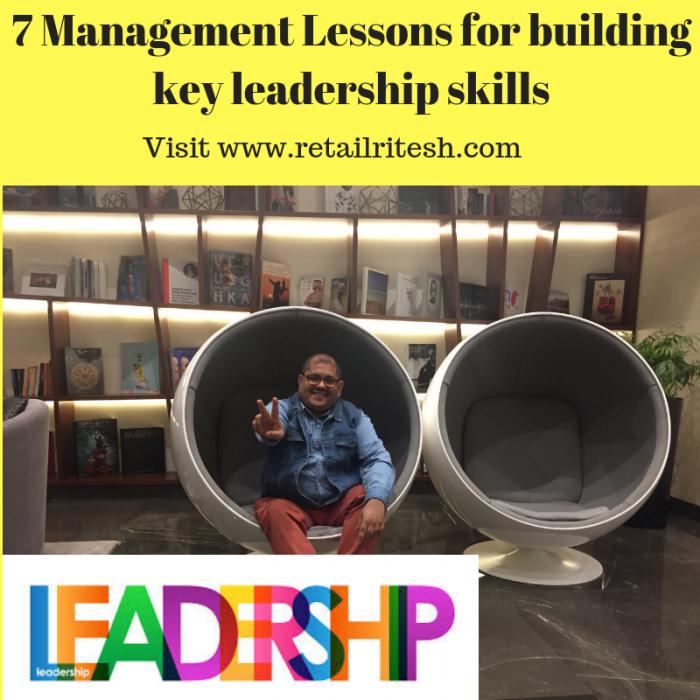 management lessons