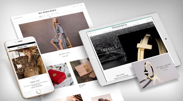 digital marketing in luxury brands