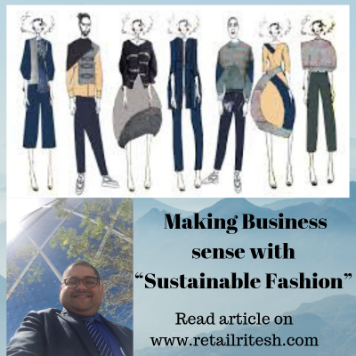 making business sense out of sustainable fashion.