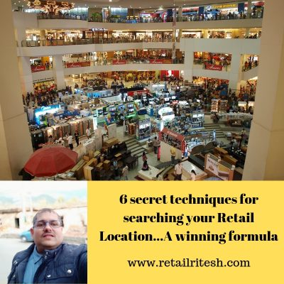 how important is location in retail?