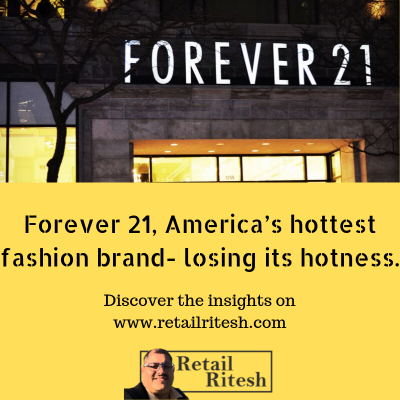 forever 21 bankruptcy report