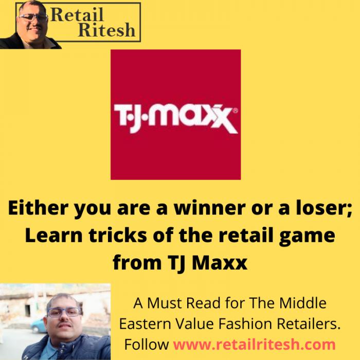 Why TJ Maxx is successful?