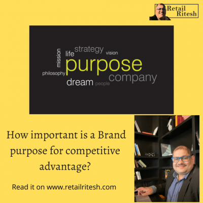 Purpose driven brands examples.
